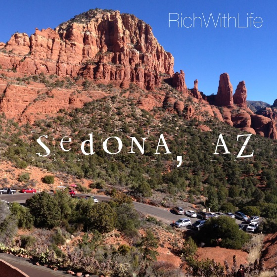Traveling to Sedona, AZ on a special diet (gluten and dairy free)