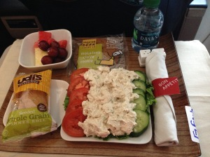 Delta Airlines Gluten Freeq