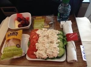 Delta Airlines Gluten Freeq