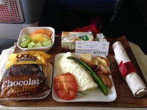 Delta GF meal